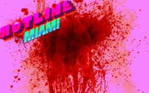 Hotline Miami Wallpaper by SuperNinjaMan97