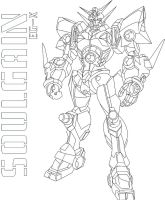 Super Robot Wars OG: Soulgain by dahype2