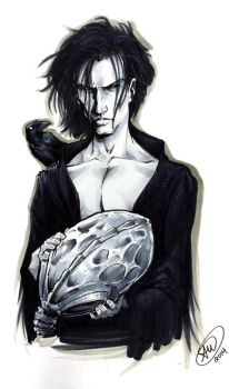 The Sandman by AdamWithers