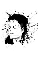Michael Jackson by Aurelie-Scour-Art