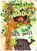 12-17 Hoots love trees 1 by Artistically-DE