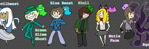 HS: Humanized Symbols by Strontium-Chloride