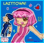 Lazytown for THE-CHIBI by ChibiK