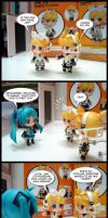 22nd Package - Rin and Len Append by qrullgx13