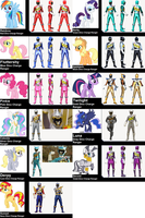 MLP: FIM as Dino Charge (for sailor8484) by AdrenalineRush1996