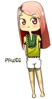 Pawee by stevengico