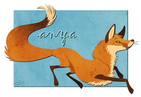 Sweet Anya by shayfifearts