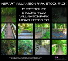 NeirART Williamson Park Stock Pack by NeirART