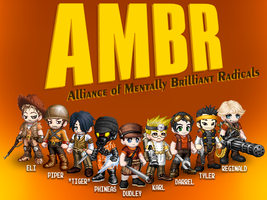 Team AMBR by CyberneticCupcake