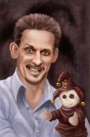 The Comedian and his Puppet by katea