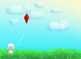 Just Fly a Kite by JetBlckHrt