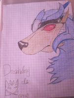Wolf : Dreadwing by prussianwolf13