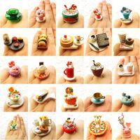 Food Rings by souzoucreations