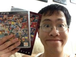 finally! i have This game!! by Sgtsoupie