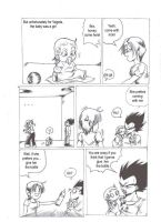 vegeta and his family page 8 by DRAGONBALLfanmangas