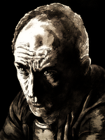 Roose Bolton pt.4 by monkeyswithbrushes
