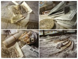 Miniature Mess - Part II by MrsCreosote
