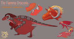 Fiamma Draconis by aireona93