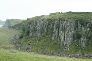 Hadrian's Cliff by RaeyenIrael-Stock