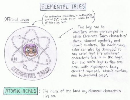 I'm Changing the Title Again, to Elemental Tales by BakerChemi