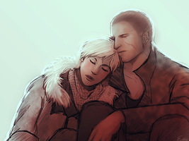 RE6 cuties by Estic