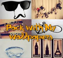 Pack de mis wallpapers by MileyUAreMyLife