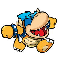 Bowser Vector vexel Thing by juggsy