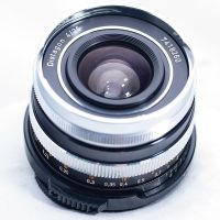 Carl Zeiss Distagon 25 mm f 4 for Icarex TM or 706 by sandor99