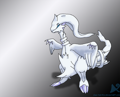 Reshiram by Chai-Fox
