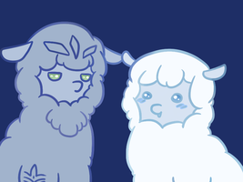 Frostyalpacas by Holly--Jolly