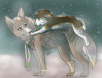 This Christmas  I gave you my heart by shattered-bones