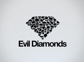 Evil Diamonds by CarloVerso