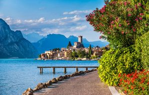 The essence of Malcesine by rdevill