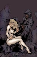 Cloak and Dagger by jeaf7