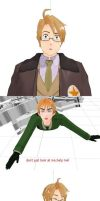oh Alfred... by yuriko1omega