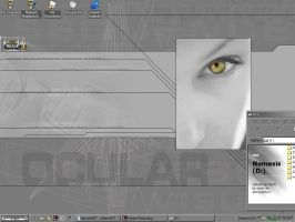 Ocular Desktop by archnemesis