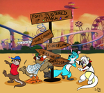 Foxy's Plastered Park Tour - Next ride that way! by Foxlover91
