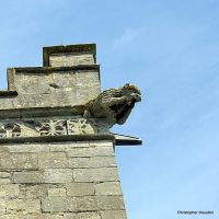 Grantham gargoyle by squareprismish
