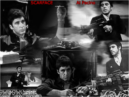 Scarface Picture by BlindVision316