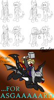 For ASGARD by Doomdrao