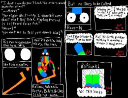 THE ADVENTURES OF RAVE N pg1 by Gattlin