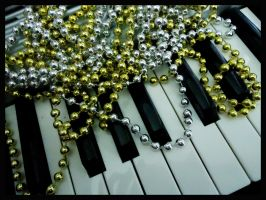 beaded chords1 by misscharmed