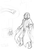 I hate Nagini Spoiler by GregoryHouse89