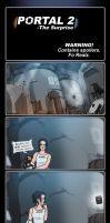 Portal 2 - The Surprise by Scifer