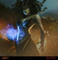 Earthcore: Shattered Elements Gorgon by Kalberoos