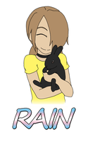 RAIN - Shirt Design 1 by JocelynSamara