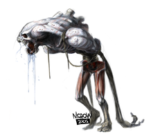 Corpse Two by ncrow