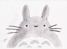 My Neighbor Totoro by Monsies
