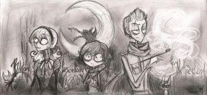 APH - Tim Burton's style by Kikki-and-Friends