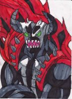Another Omega Spawn by ChahlesXavier
